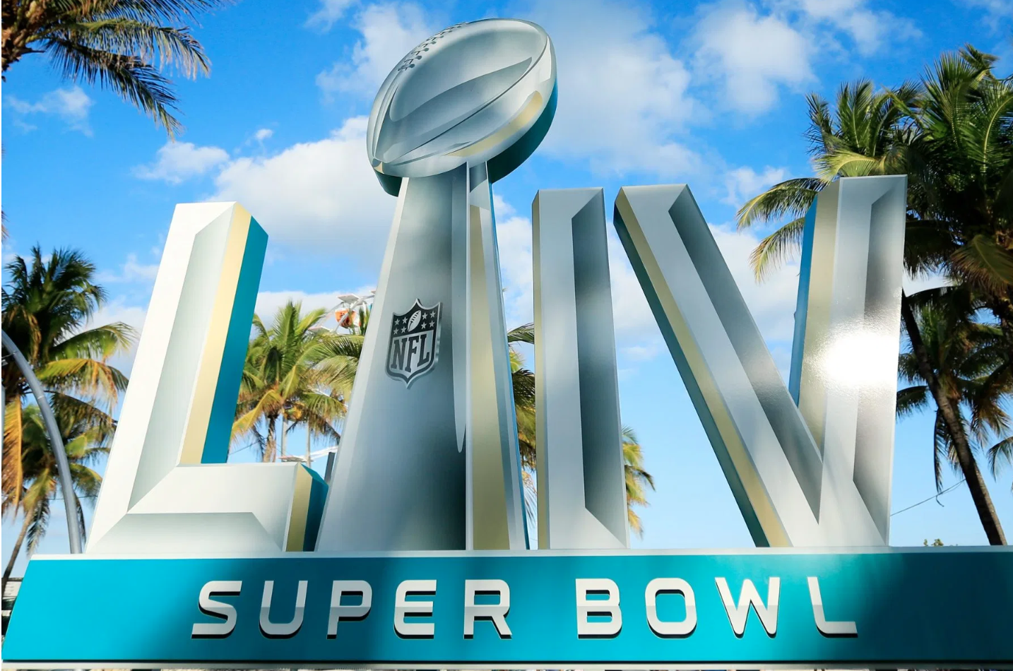 American Sign Language during Super Bowl LIV