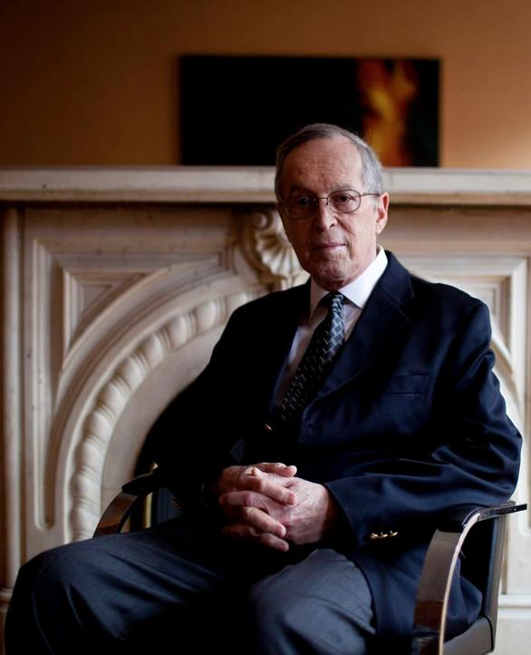 Harlan Lane Dies at 82