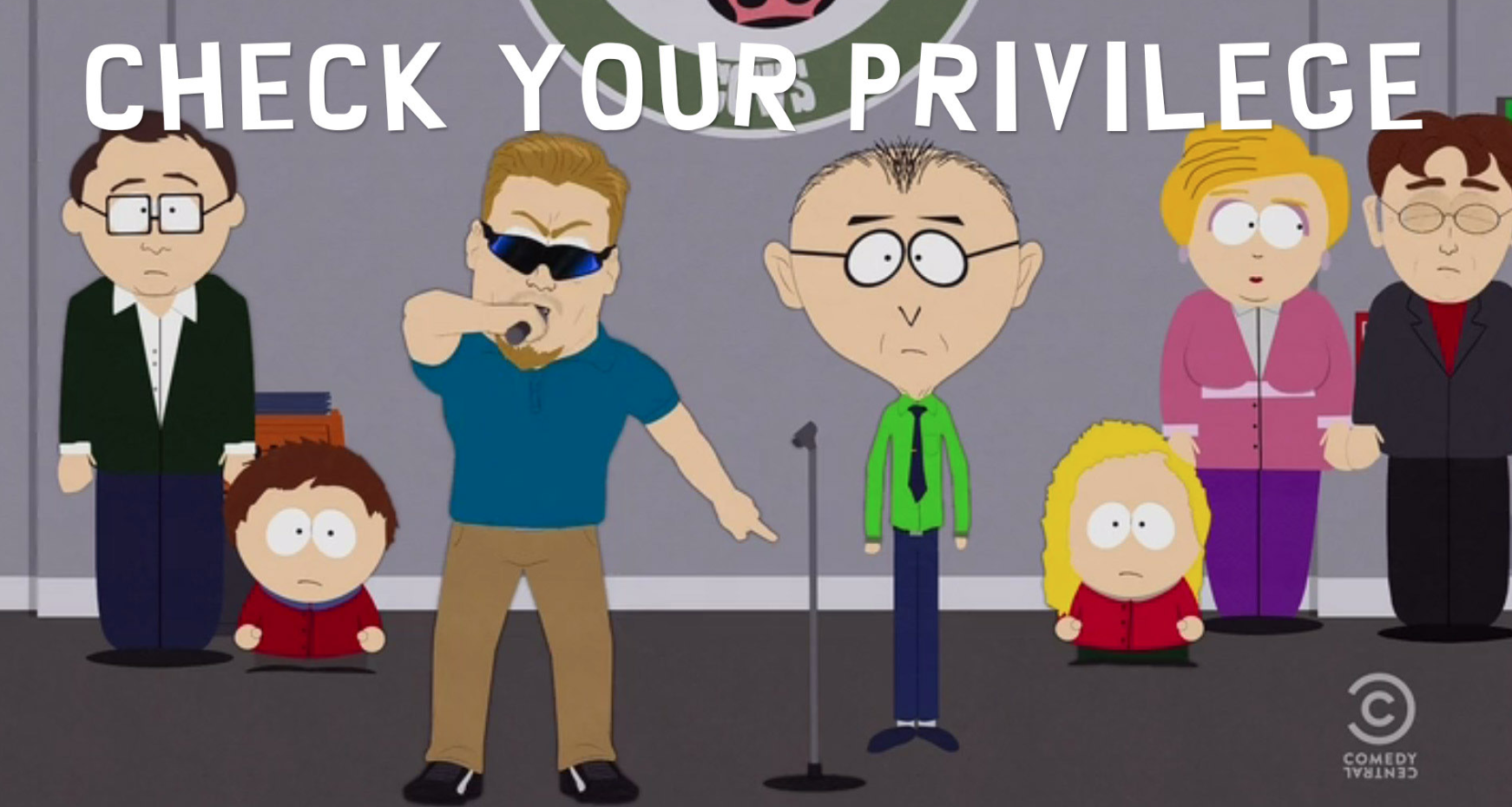 """Why Does """"Checking Your Privilege"""" Piss you Off"""