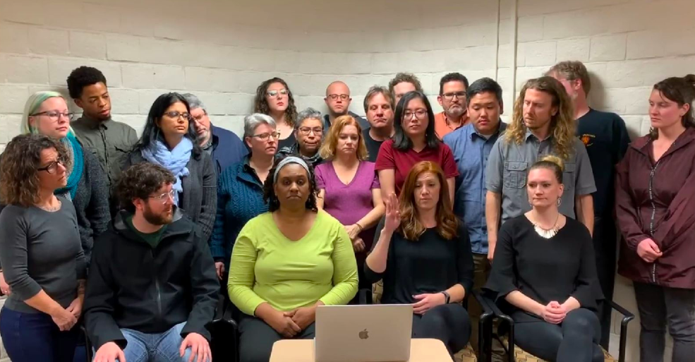 DCARA Staff Call for Entire Board Resignation and Reinstatement of Executive Director, Raymond