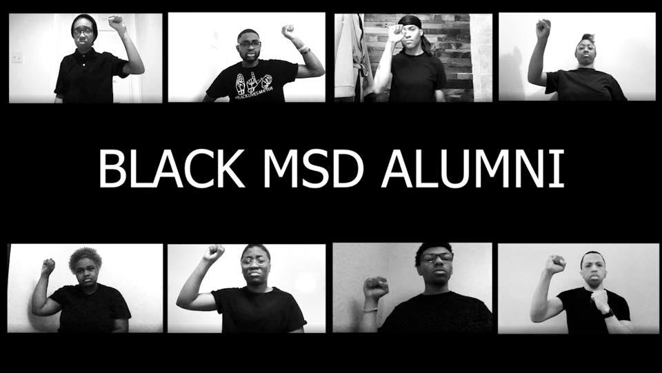Eight BIPOC MSD Alumni's Message