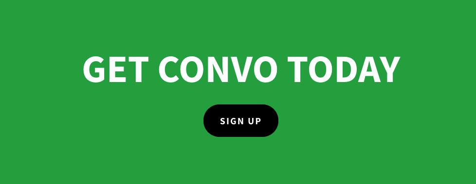 Convo Responds to Deaf Vee
