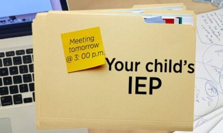 Education Series: What is an IEP and how do I get my child one?
